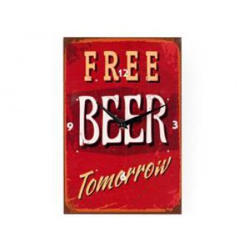 Orologio Free Beer
